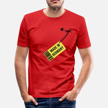 Made In Germany Made in Germany - Männer Slim Fit T-Shirt