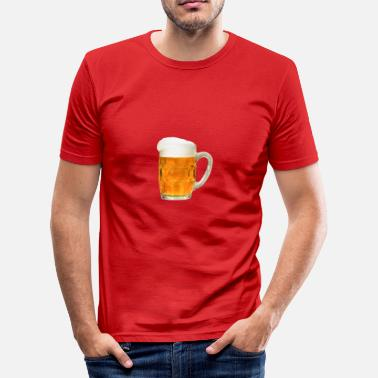 Meten meten - slim fit T-shirt