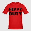 Heavy Duty - Men's Slim Fit T-Shirt
