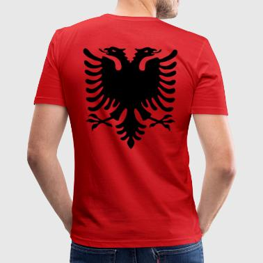 Kosovo - Men's Slim Fit T-Shirt