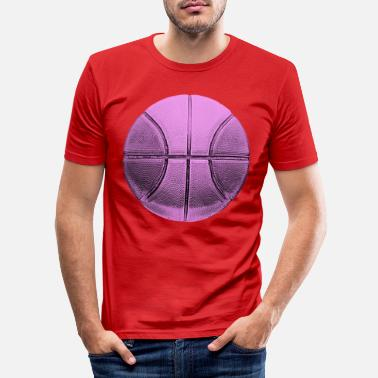 Europameister Basketball - Männer Slim Fit T-Shirt
