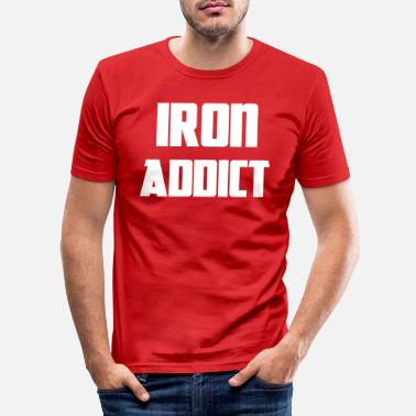 Ironie Iron - T-shirt moulant Homme