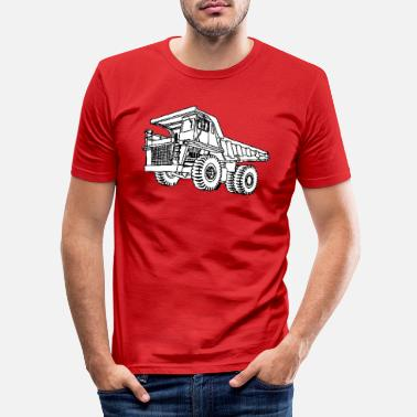 Vehicle vehicle - Men's Slim Fit T-Shirt