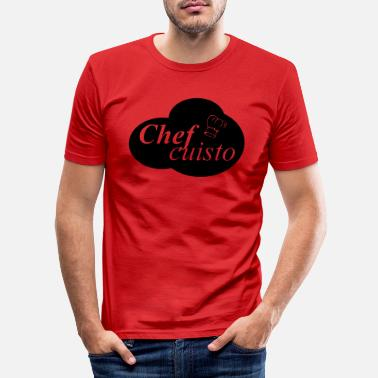 Chef Cuisto chef cuisto - T-shirt moulant Homme
