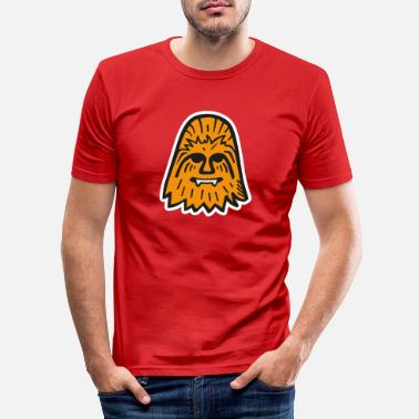 Chewbacca Chewbacca - Slim fit T-shirt mænd