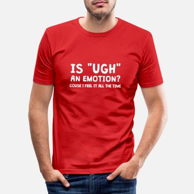 Emotion ÄR UGH AV EMOTION? - T-shirt slim fit herr
