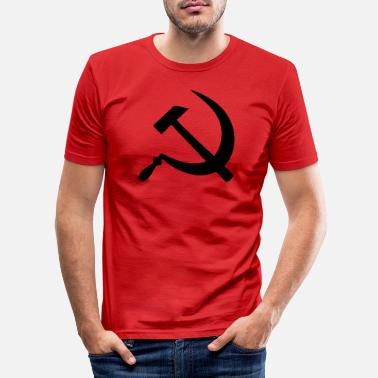 Communism communism - Men's Slim Fit T-Shirt