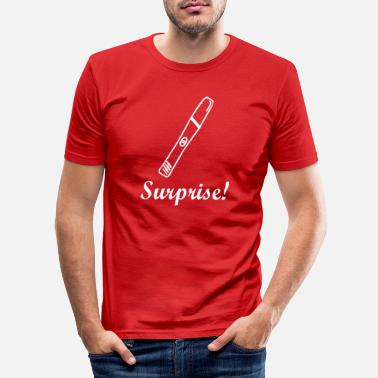 Surprise Surprise - Men's Slim Fit T-Shirt