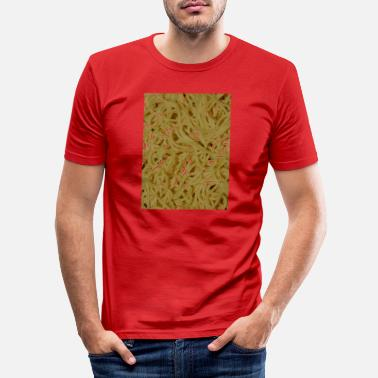 Spaghetti spaghetti - Men's Slim Fit T-Shirt