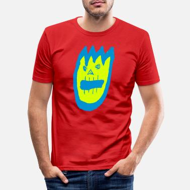 Devil Male devil - Men's Slim Fit T-Shirt