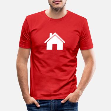 House House - Men's Slim Fit T-Shirt