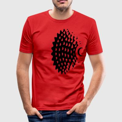 Mountain bike cassette - Men's Slim Fit T-Shirt