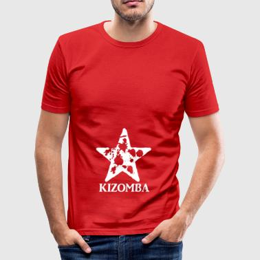 kizomba - Männer Slim Fit T-Shirt
