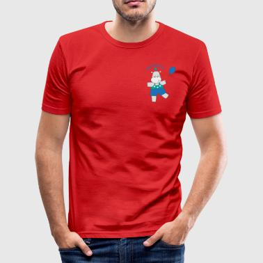 kindergarten - Men's Slim Fit T-Shirt