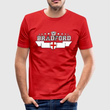 Bradford - Männer Slim Fit T-Shirt