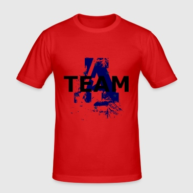 Marine TEAM - slim fit T-shirt