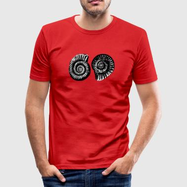 Ammonite 69 - Men's Slim Fit T-Shirt