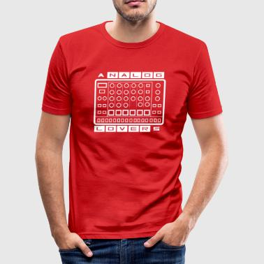 Analog Lovers - slim fit T-shirt