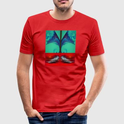 Heaven + Earth - Men's Slim Fit T-Shirt