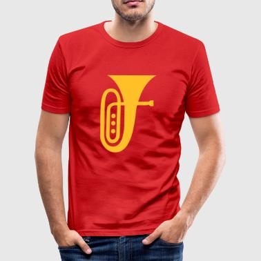 6254398 129425416 tuba - Männer Slim Fit T-Shirt