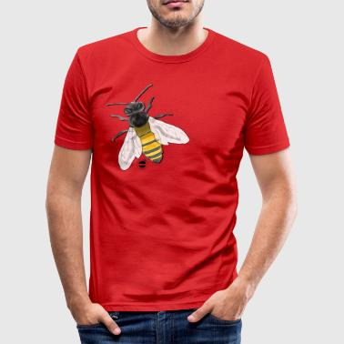 Save the bees - Men's Slim Fit T-Shirt