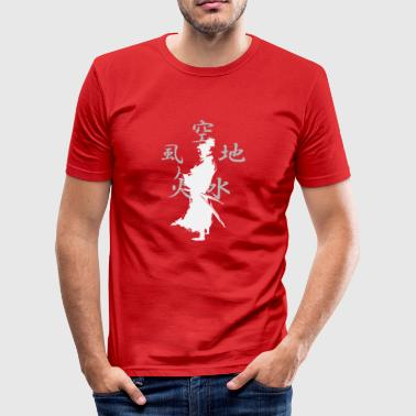 SAMURAI BALNCO - Men's Slim Fit T-Shirt