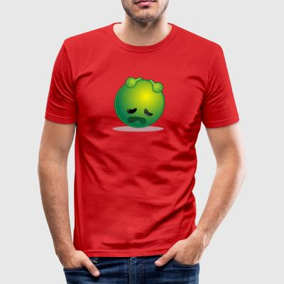 Green Monster - slim fit T-shirt
