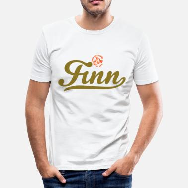 Finn Finn - slim fit T-shirt