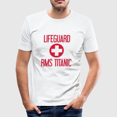 Lifeguard Titanic - slim fit T-shirt