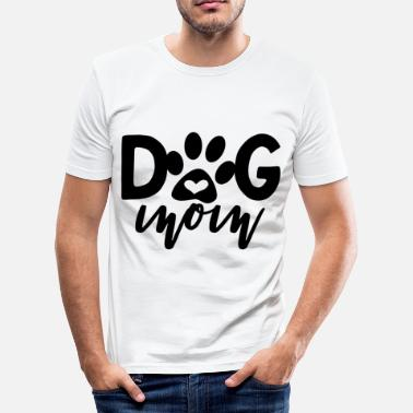 Cool Dog Mom Gift - T-shirt près du corps Homme