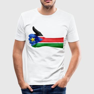 South Sudan south sudan collection - Men's Slim Fit T-Shirt