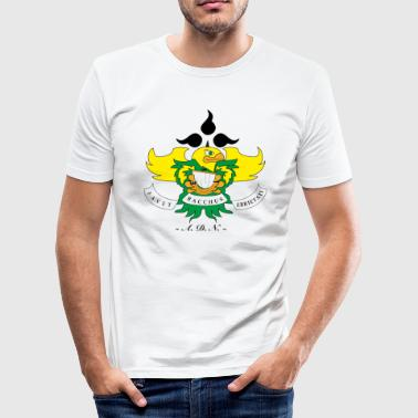 Bacchus Canary of Beaujoire - Men's Slim Fit T-Shirt