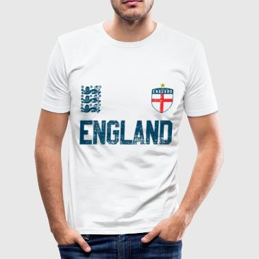 England Logo England - Men's Slim Fit T-Shirt