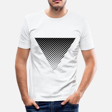 stri - Männer Slim Fit T-Shirt