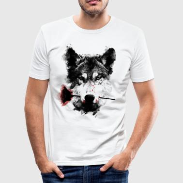 Wolf Lover - slim fit T-shirt
