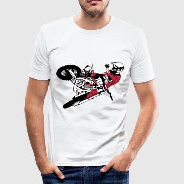 Moto Cross - motocross  - slim fit T-shirt