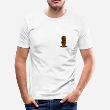 Chewbacca chewbacca sincefiction - Männer Slim Fit T-Shirt