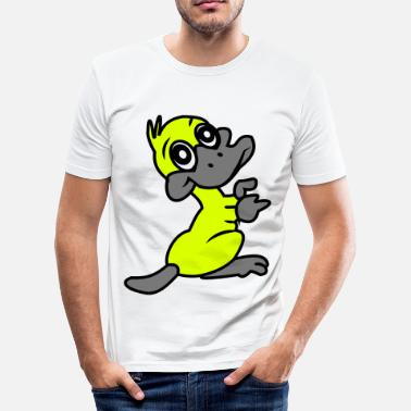 Platypus Sweet platypus Choose your color - Men's Slim Fit T-Shirt