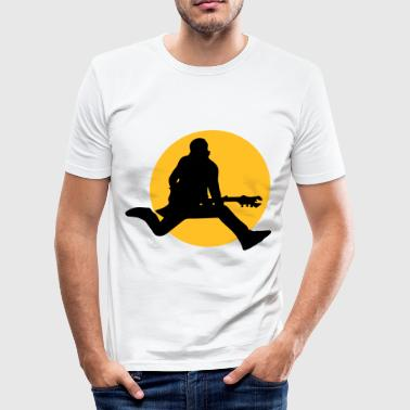 Rocker fra solen - Herre Slim Fit T-Shirt