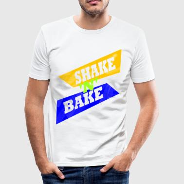 Shake and Bake Will Ferrell - Men's Slim Fit T-Shirt