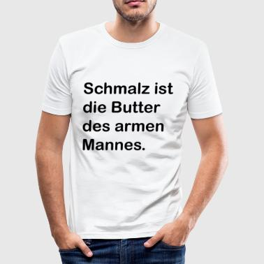 King Arthur King of Queens | Arthur Spooner - Geschenkidee! - Männer Slim Fit T-Shirt
