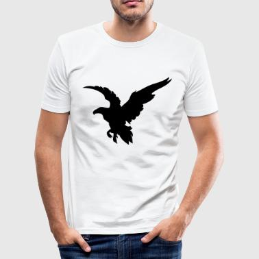 Eagle Tattoo eagle - slim fit T-shirt