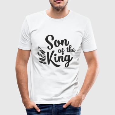 Son of the King - Tee shirt près du corps Homme