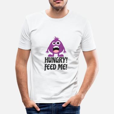 Hunger hunger - Men's Slim Fit T-Shirt