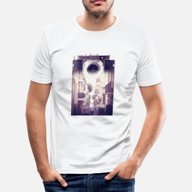 Vintage Camera Vintage camera - Men's Slim Fit T-Shirt