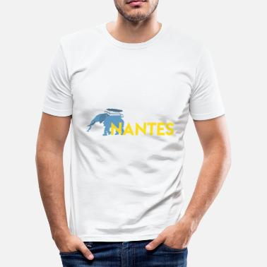 Nantes Nantes - Slim Fit T-shirt herr