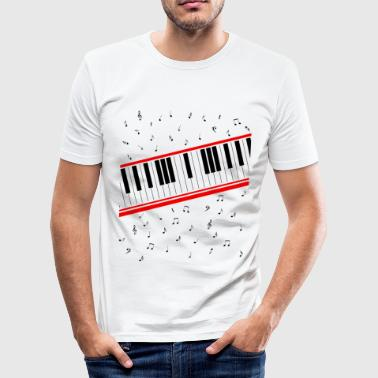 Beat It - Männer Slim Fit T-Shirt