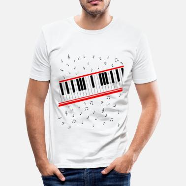 It Beat It - Männer Slim Fit T-Shirt