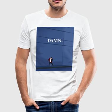 Kendrick Lamar - DAMN - Men's Slim Fit T-Shirt