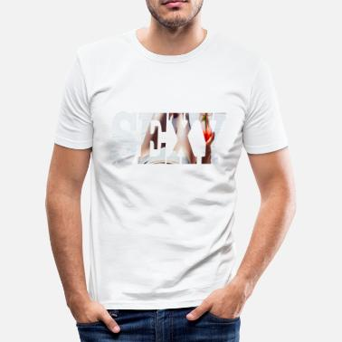 Sexy Mama Sexy - Men's Slim Fit T-Shirt